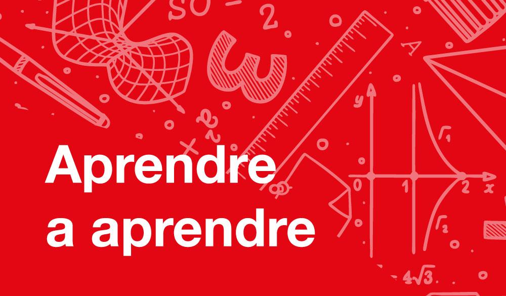 Aprendre a aprendre - Federació d'Ensenyament CCOO País Valencià